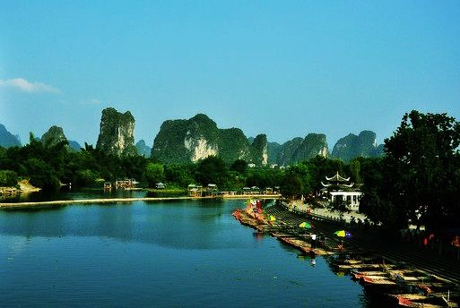 Picturesque Guilin