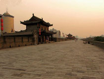 Xian Ancient City Wall